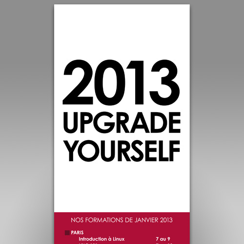 2013 upgrade yourself